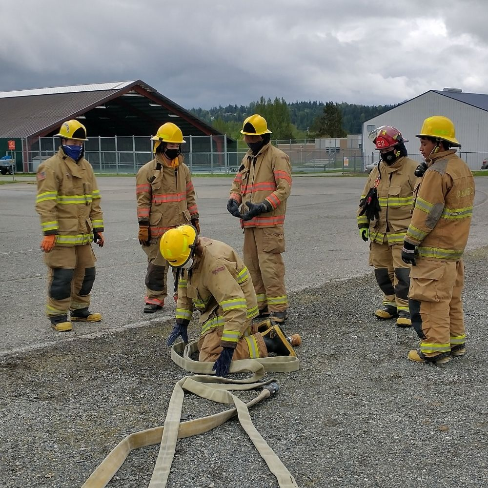 Fire Science and EMS | Northwest Career and Technical Academy | Mount Vernon WA